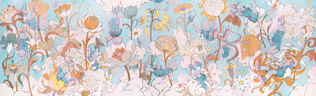 James Jean And His Eternal Journey Lotte Hotels Resorts
