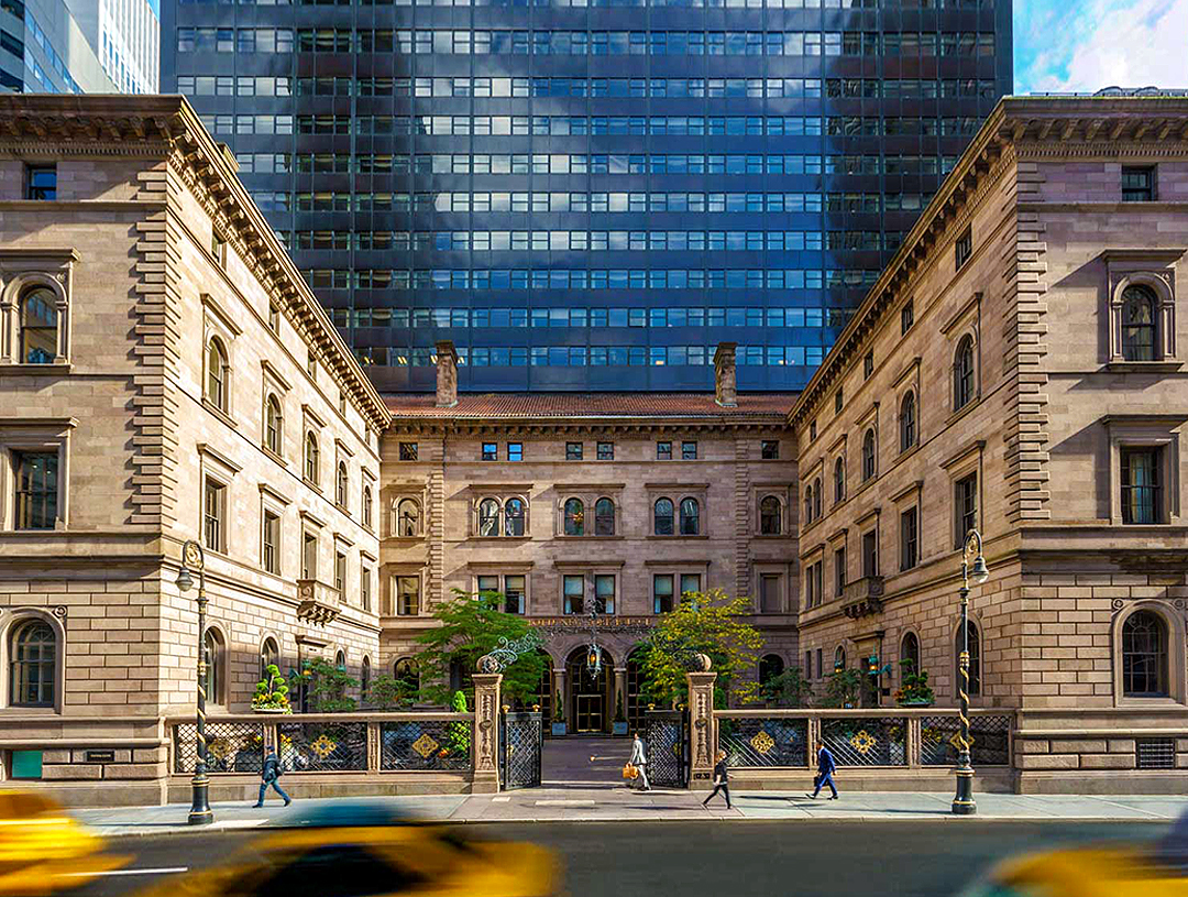 A Night At Lotte New York Palace An Iconic Hotel In New York